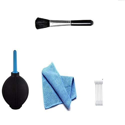FND 5 in 1 Cleaning kit for Camera, Lense, Binoculars, Laptop, Desktop, Mobile Phone and All Electronics Items