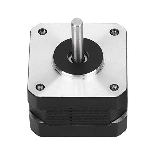 KUIDAMOS Electric Motor 3D Printer Accessories Stepper Motor 17HS2408S Stepper Motor 4 Pin Cable Printer Motor for Polishing Machine for Belt Machines