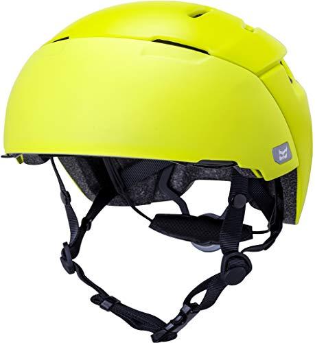 Kali City Helm matt Yellow Kopfumfang 58-63cm 2020 Fahrradhelm