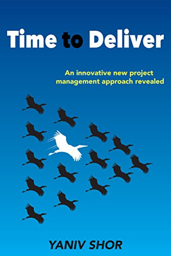 Time to Deliver: An innovative new Project Management approach revealed (English Edition)