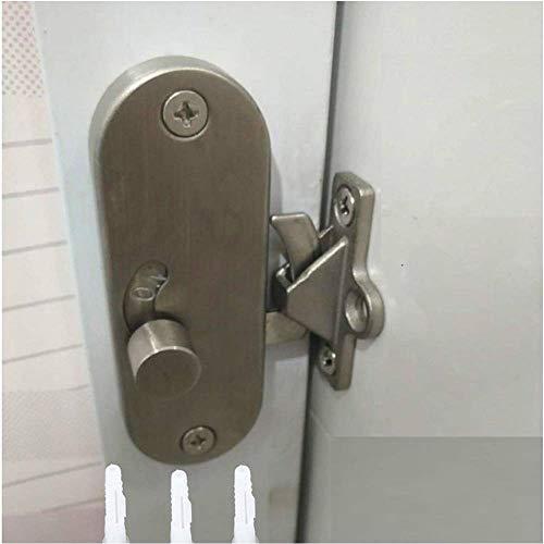 Cerradura de puerta corredera 90 grados Puerta móvil Hebill