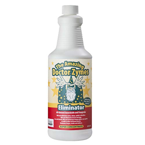 The Amazing Doctor Zymes Eliminator Concentrate - Eliminate Insects,...