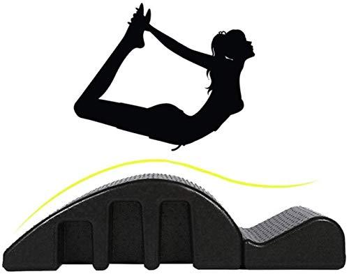 Pilates Spine Pilates Yoga Pilates Los partidarios de Columna Vertebral, Yoga Pilates espinal Ortesis equipo de la aptitud del arco vertebral Corrector enderezadora, Volver lumbar Camilla de apoyo for