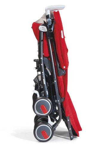 Peg-Perego Pliko Mini Stroller, Neon