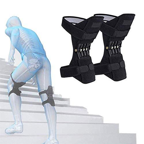 WanZhuanK knästöd, knäskydd booster, knäboost för knä artros, klättring för sport vandring klättring minskar ömhet universell
