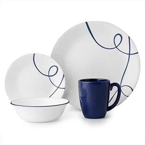 Corelle classic lia 16 pc Dinnerware set