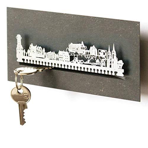 13gramm Marburg-Skyline Schlüsselbrett Souvenir in der Geschenk-Box