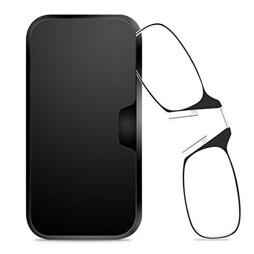 Gafas Portátiles De Lectura, JAMMYLIZARD De Bolsillo [ RetroSpecs ] Unisex Ultra-Fina...