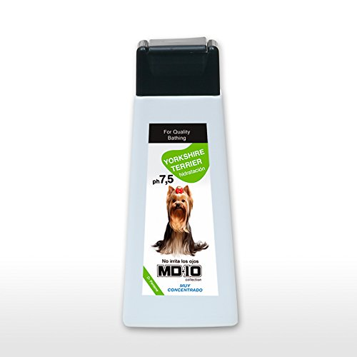 MD-10 COLLECTION Champú Yorkshire terier (300 ml)
