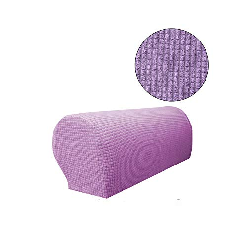 Hylshan 1/2/3/4 Asientos Stretch Sofá Funda de Cojín Protector de Muebles para Mascotas Niños Polar Spandex Lavable Funda Extraíble 15-2 plazas 1 pieza