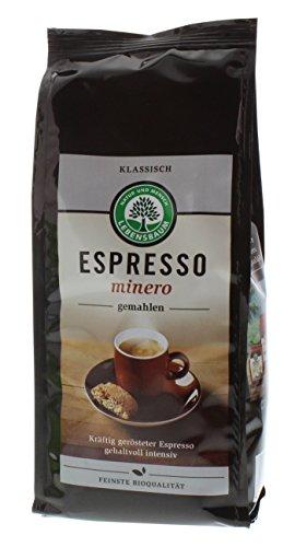 Lebensbaum Bio Espresso minero, gemahlen (1 x 250 gr)