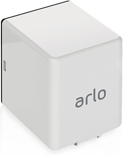 Arlo VMA4410-10000S - Batería recargable diseñada para cámaras de seguridad y vigilancia Arlo Go sin cables