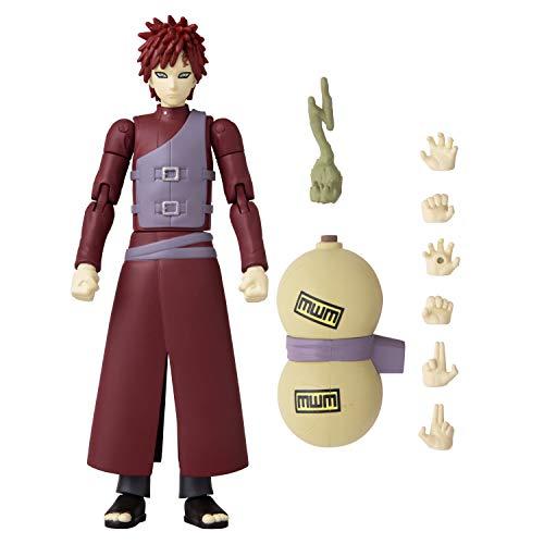 Anime Heroes Naruto Gaara 6.5' Action Figure