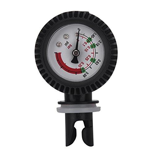 Manometer luchtdrukmeter barometer luchtdrukmeter 0-0,35 bar / 0-5,08 psi voor opblaasbare boot SUP kajak opblaasbare boot Board Raft