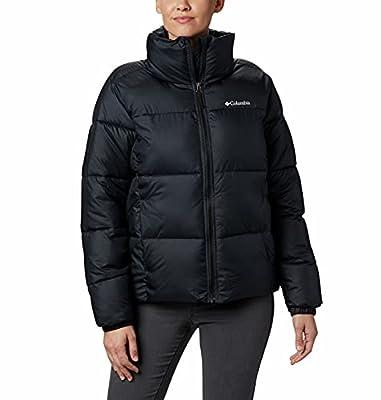 Columbia Women's Puffect Jacket, Black, XX-Large