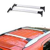 Piaobaige Per Ford Ecosport 2013-2020 Car Styling Barre Laterali in Lega di Alluminio Rotaie Portapacchi Portapacchi Portapacchi 2Pz
