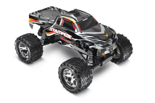Traxxas Stampede Off-Road RC Car