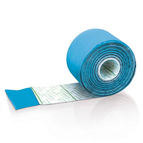 Gatapex Kinesiology-Tape 5,5m x 5cm hellblau