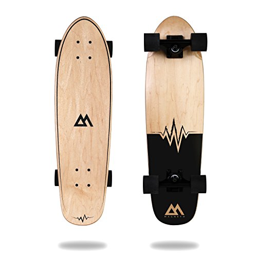 Magneto Mini Cruiser Skateboard Cruiser | Short Board |...
