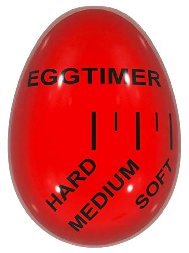 Mevis Line Egg Timer for Boiling Eggs, Egg Timer That Changes Color When Done for Boiling Soft, Medium or Hard Boiled Eggs
