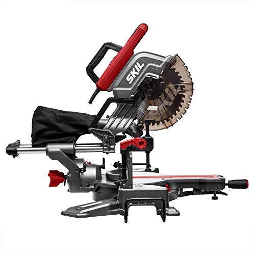 "Skil 10"" Dual Bevel Sliding Miter Saw - MS6305-00"