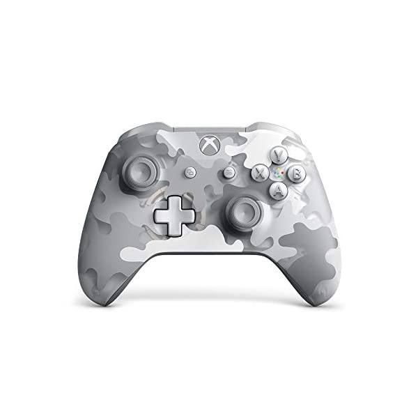 Microsoft Xbox Wireless Controller – Arctic Camo Special Edition – Xbox...