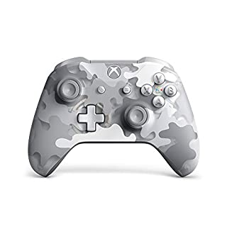 Xbox One Arctic Camo Controller (B085GQP5FD) | Amazon price tracker / tracking, Amazon price history charts, Amazon price watches, Amazon price drop alerts