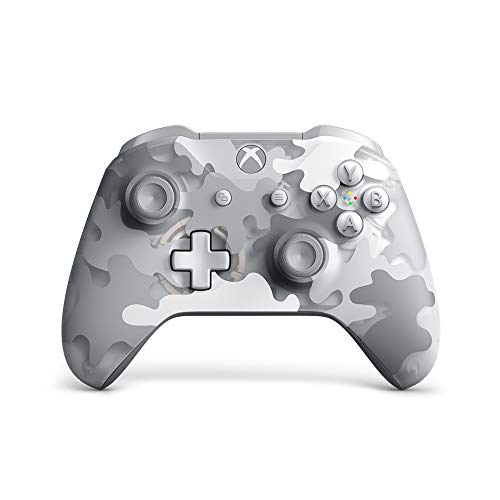 Xbox Controller Camouflage Wireless, Edizione Speciale Arctic Camo [Esclusiva Amazon.it]