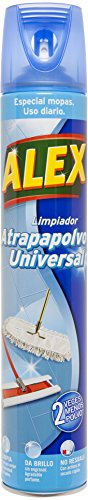Alex Limpiador Atrapapolvo Renueva Brillo - 0,75 l