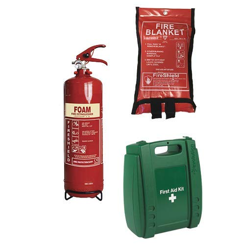 Small Caravan Fire Safety Pack