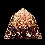 RanDal Piramide Cristallo Pietra Preziosa Meditazione Yoga Energia Guarigione Pietra Home Desk Decorazioni - #5