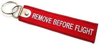Premium Remove Before Flight Luggage tag | Keyring | Keychain | aviamart®