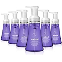6-Pack Method Foaming Hand Soap