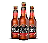 Estrella Galicia Cerveza, Pack 24 botellines 24 x 25 cl