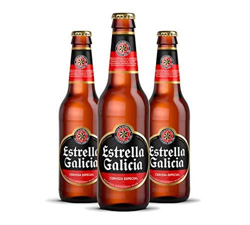 Estrella Galicia Especial Cerveza, 24 x 250ml