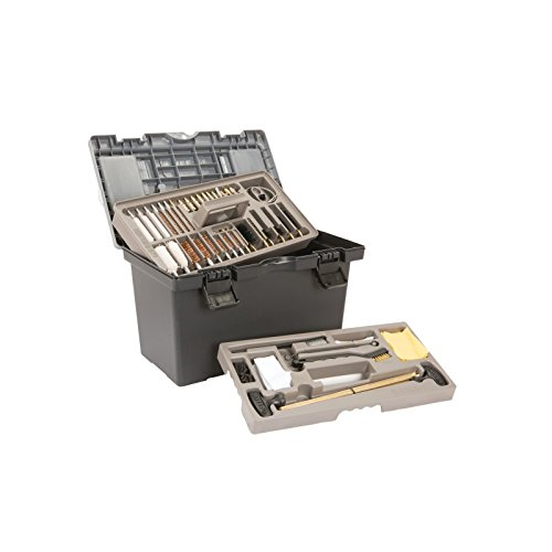 Allen Company Universal Weapon Tactical Gun/Rifle Cleaning Kit, 66 Piece Set (70541)