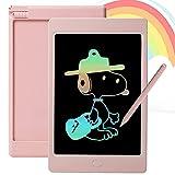 Tavoletta per Scrittura LCD Schermo da 10 Pollici Schermo colorato Doodle Tavolo da Disegno Tavoletta Grafica con Pulsante di Blocco per Regalo di Compleanno per Ragazze
