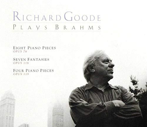Brahms: Piano Pieces Op 76 & 1