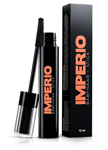 IMPERIO Hair Finishing Stick für Babyhaare - Premium Baby Hair Mascara zum Bändigen feiner & gebrochener Haare - 12ml