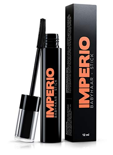 IMPERIO Hair Finishing Stick für Babyhaare - Premium Baby Hair Mascara zum Bändigen feiner &...