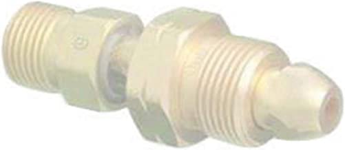 Western CGA-590 X CGA-346 Brass Cylinder To Regulator Adapter, Package Size: 10 Each