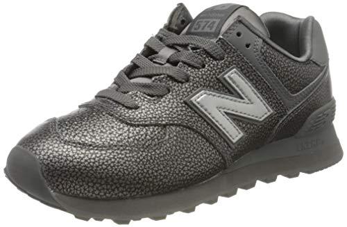 New Balance Damen 574v2 Sneaker, Grau (Grey Sok), 40.5 EU