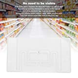 No need to be visible, even if the label is blocked, the label information can still be read, bring much convenience for you. High security, anti‑counterfeiting and anti‑theft, improves inventory efficiency. Multi‑label recognition, high recognition ...