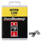 Stanley Grapa Tipo A (5/53/530) 14mm-1000 u. 1-TRA209T, plata, 14 mm, Set de 1000 Piezas