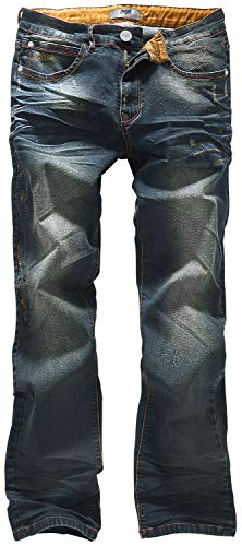 Black Premium by EMP Johnny Männer Jeans blau W34L34 98% Baumwolle, 2% Elasthan Basics