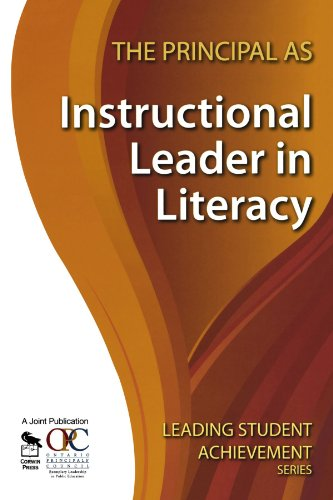 Download The Principal as Instructional Leader in Literacy (Leading Student Achievement Series) 1412963095