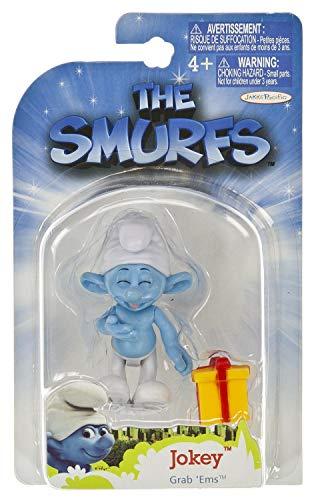 Giochi Preziosi Puffo Burlone Personaggio con Accessorio The Smurfs