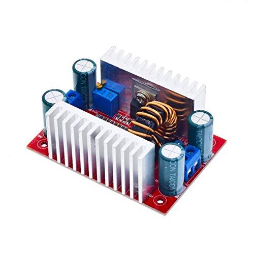 ZHITING Convertidor Elevador de Corriente Constante CC-CC de 400 W, módulo de Potencia Elevador, Controlador LED, convertidor de Potencia de Refuerzo de 8,5-50 V a 10-60 V