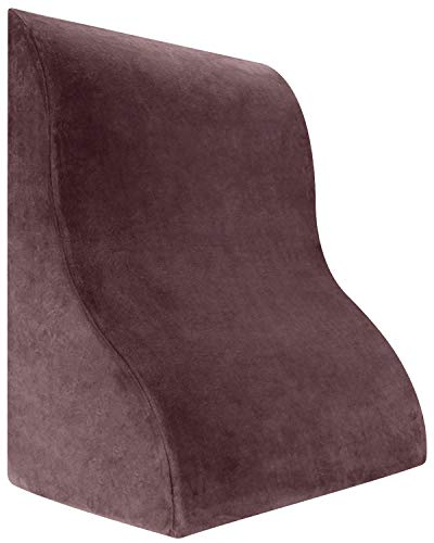 Meiz 最新型 三角クッション ベッド 背もたれ 母の日プレゼント 体にフィット なだらか枕 クッション 読書用 年寄り 便利グッズ
