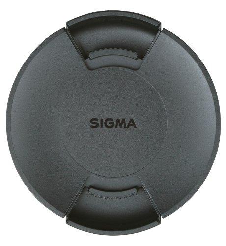 Sigma A00122 Tapa de Lente - Tapa para Objetivos (10,5 cm, Cámara Digital) Negro